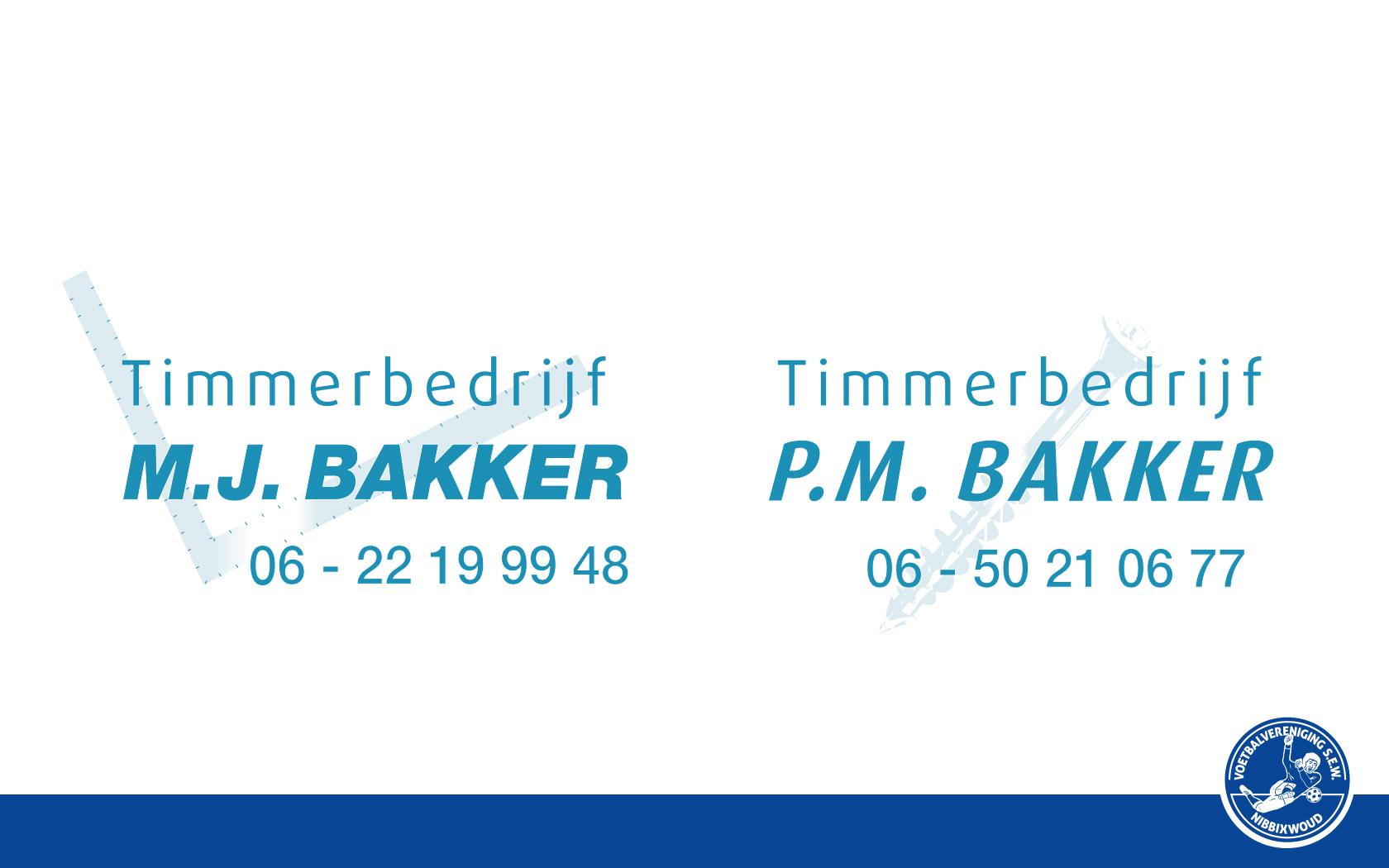 Timmerbedrijf Bakker