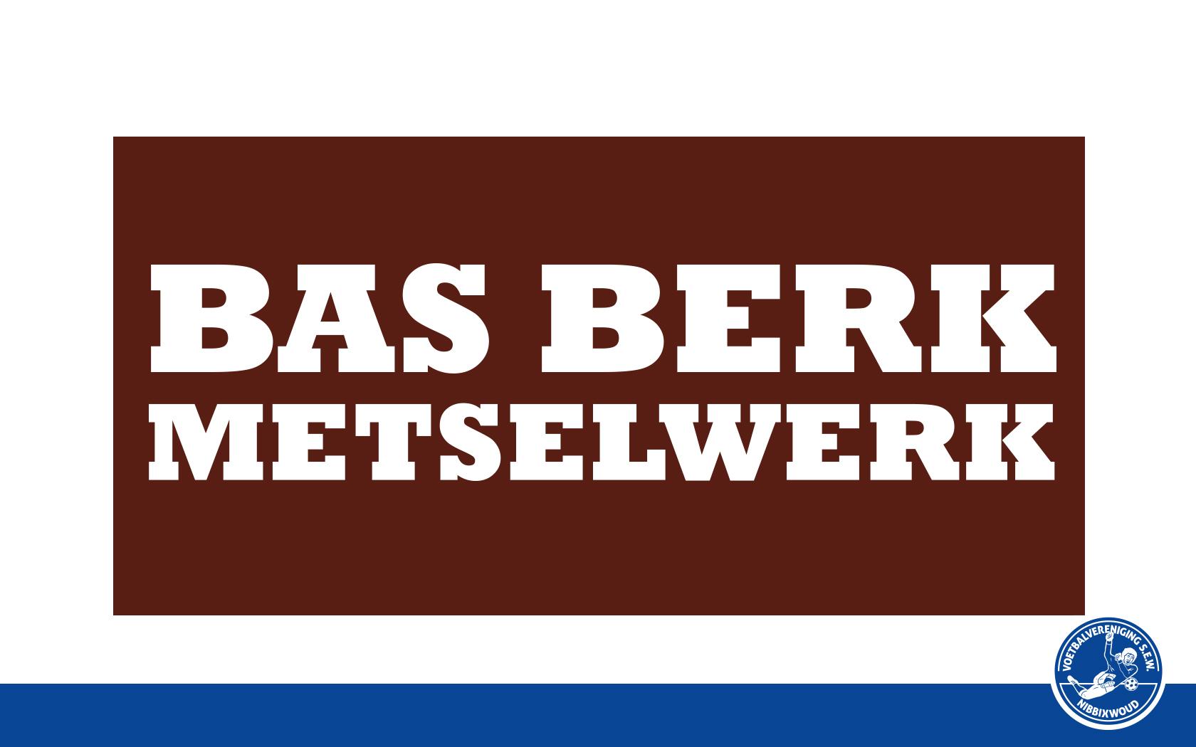 Bas Berk Metselwerk